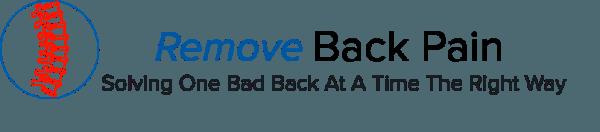Remove Back Pain