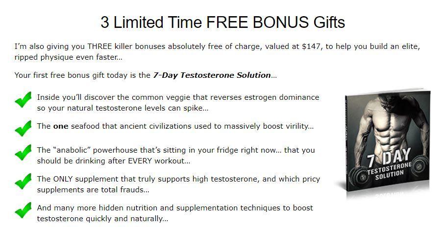 alpha home workout system bonus