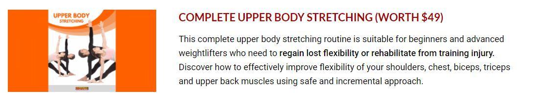 complete upper body