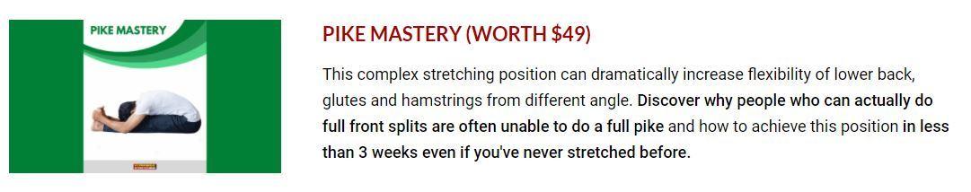 pike mastery