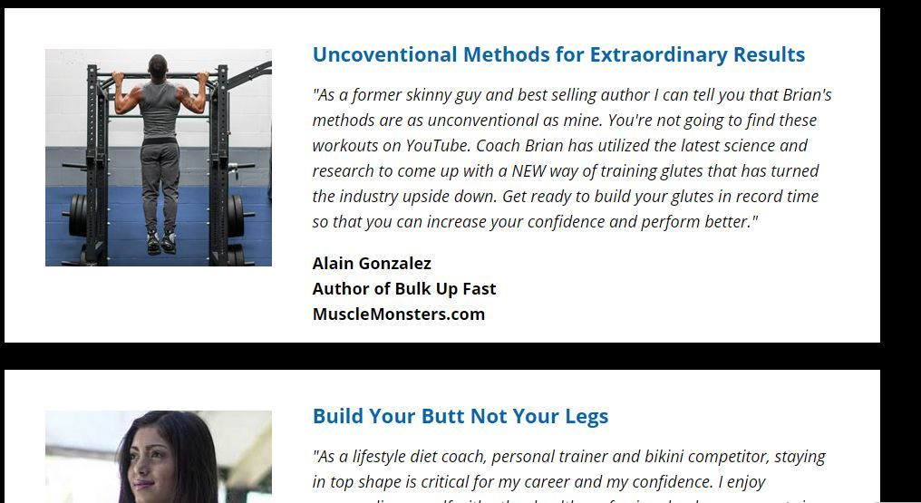 review of unlock your glutes