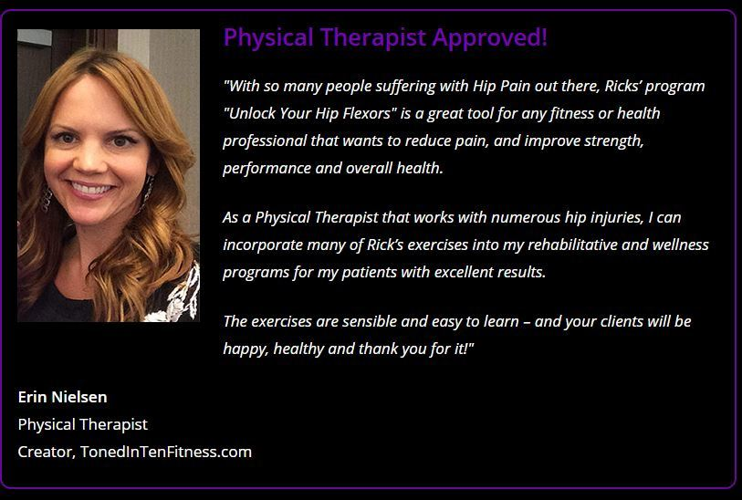 unlock your hip flexors physical therapist approved